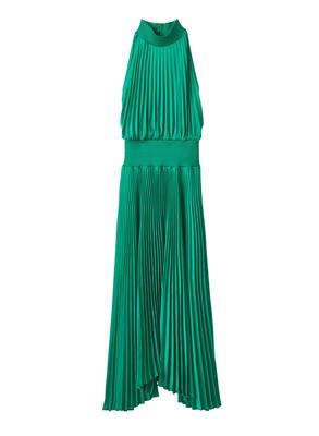 Renzo Pleated Dress