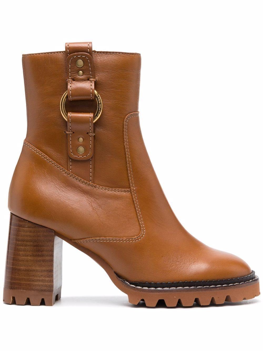 Erin Lug Sole Boot Item # SB37003A