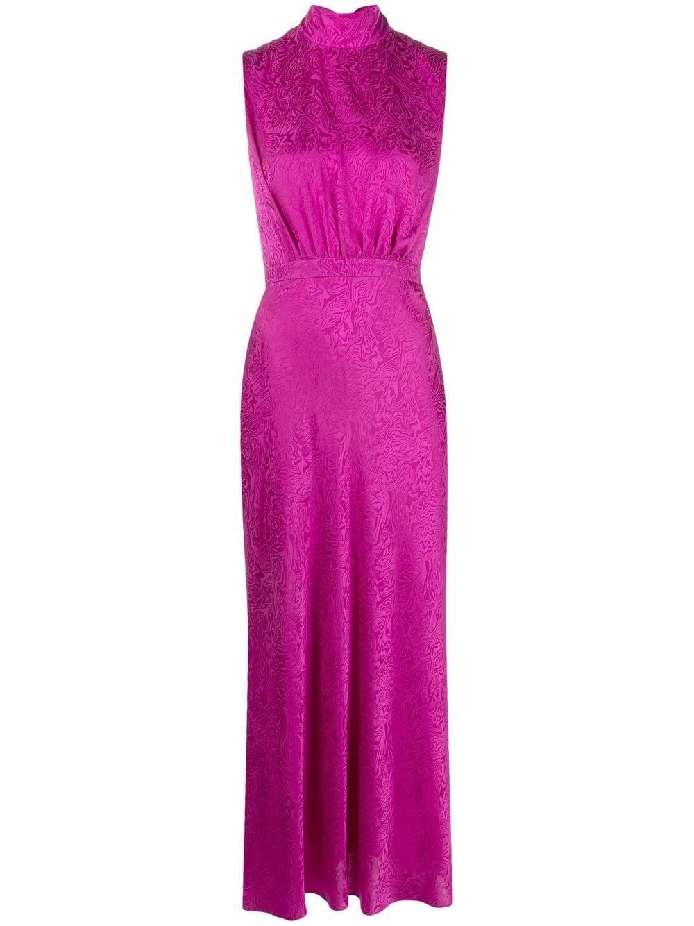 Fleur Midi Dress Item # 10255-F21