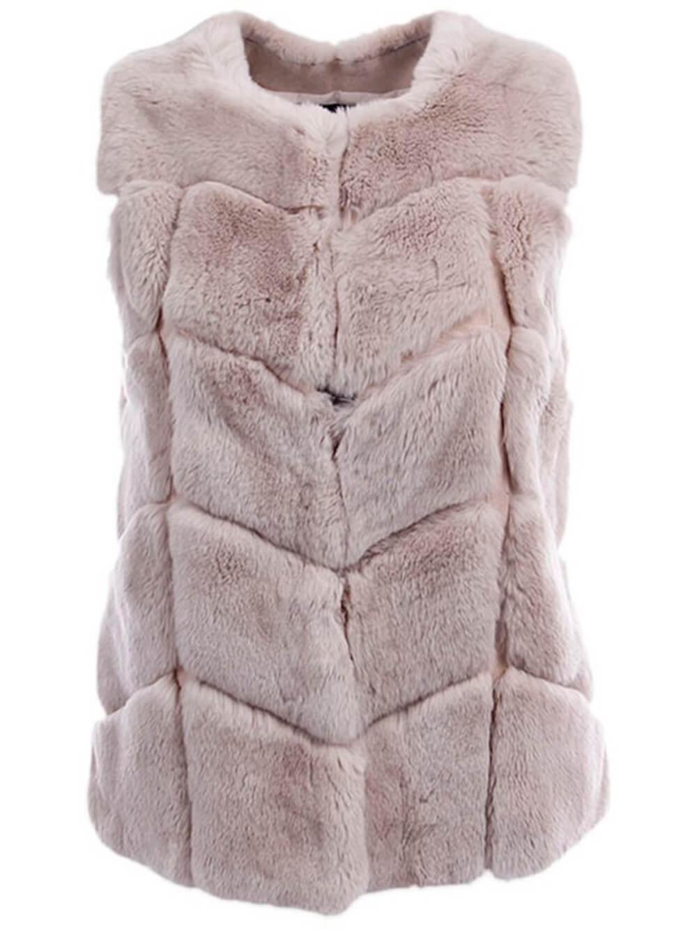 Rex Rabbit Vest Item # 74081-F21