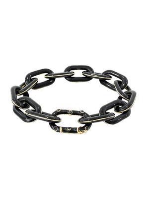 Enamel Chain Bracelet