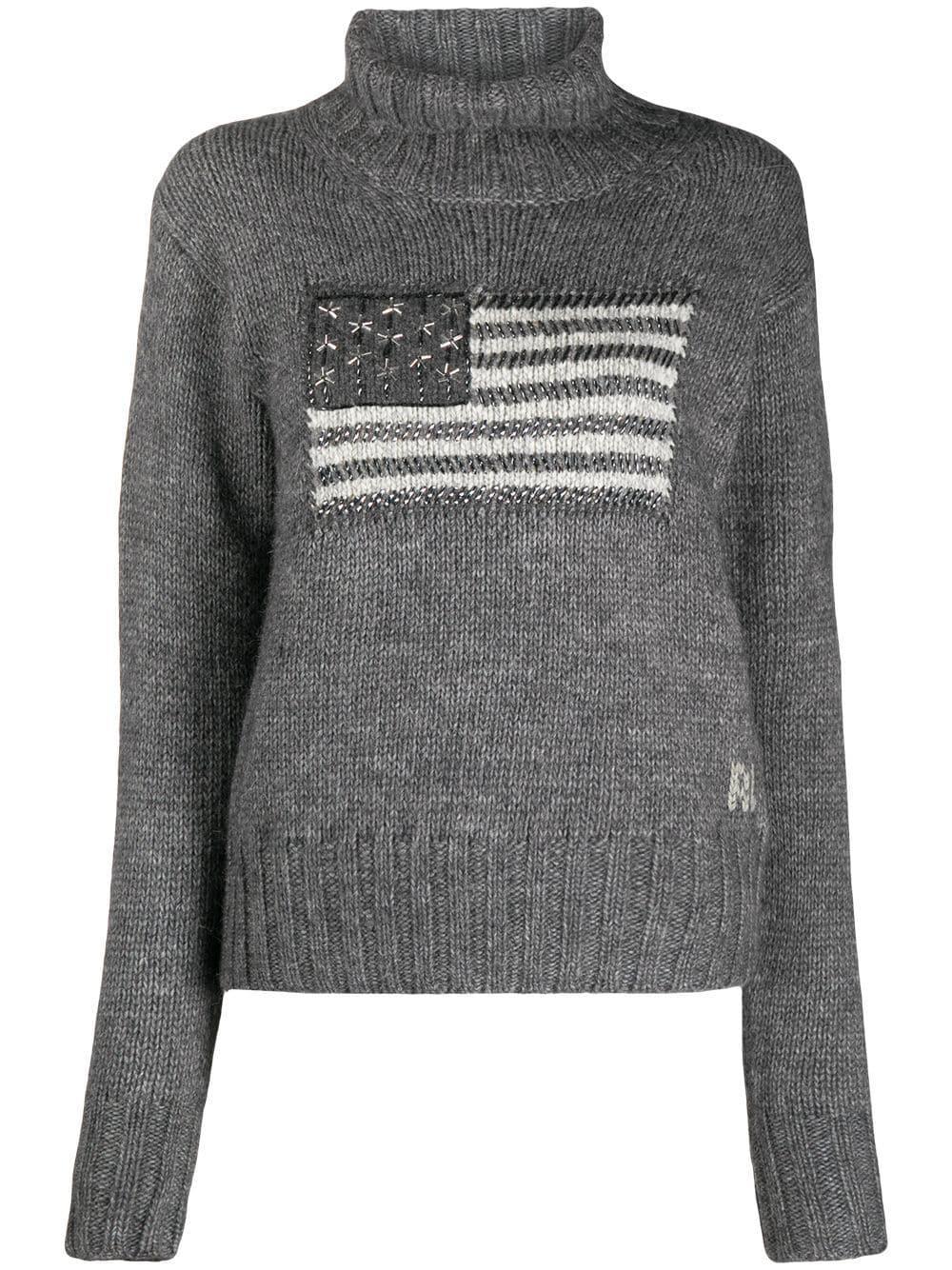 American Flag Sweater Item # 211815108001