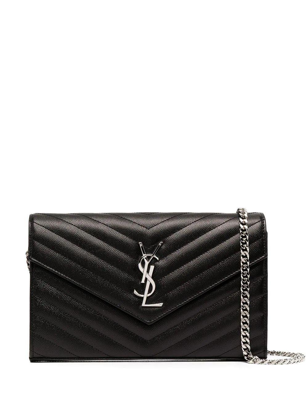 Monogram Wallet On A Chain Crossbody Bag Item # 377828BOW02