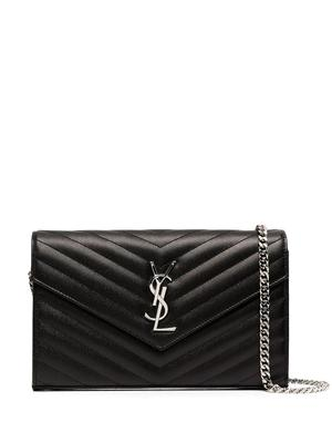 Monogram Wallet On A Chain Crossbody Bag