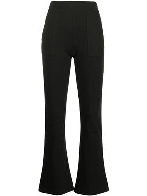 Sia Organic Stretch Terry Flared Pant