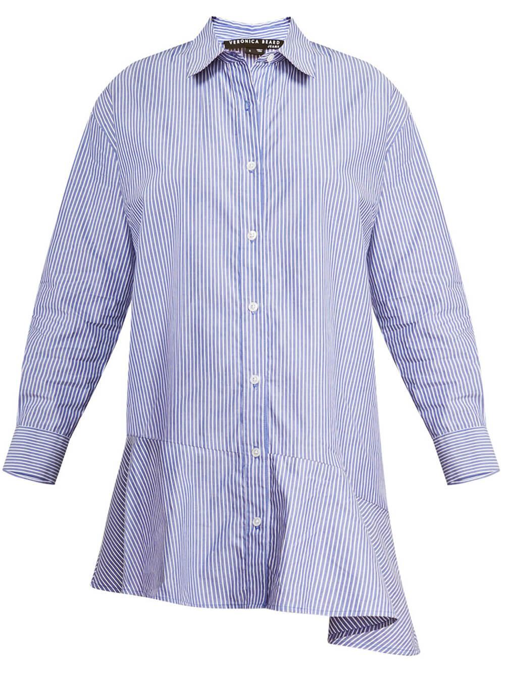 Gilda Striped Shirt Item # 2108SH1240077