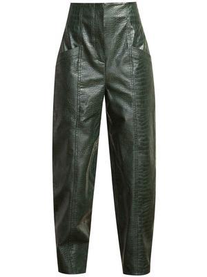 Kita Vegan Leather Pant