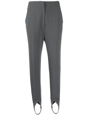 Darby Cady Suiting Stirrup Pants