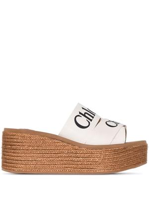 Woody Slide Sandals