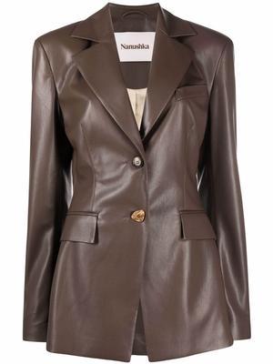 Hathi Vegan Leather Jacket