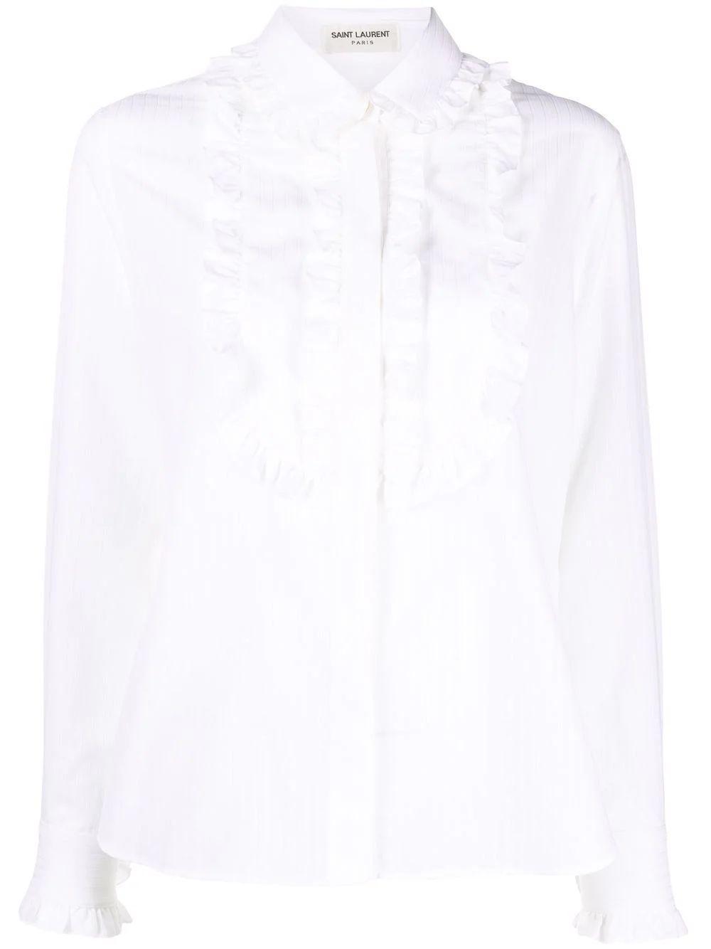 Classic Collared Shirt Item # 656972Y3D31