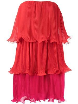 Sylvie Pleated Dress
