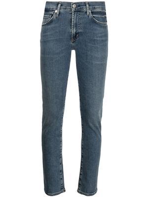 Skyla Straight Leg Ankle Jean