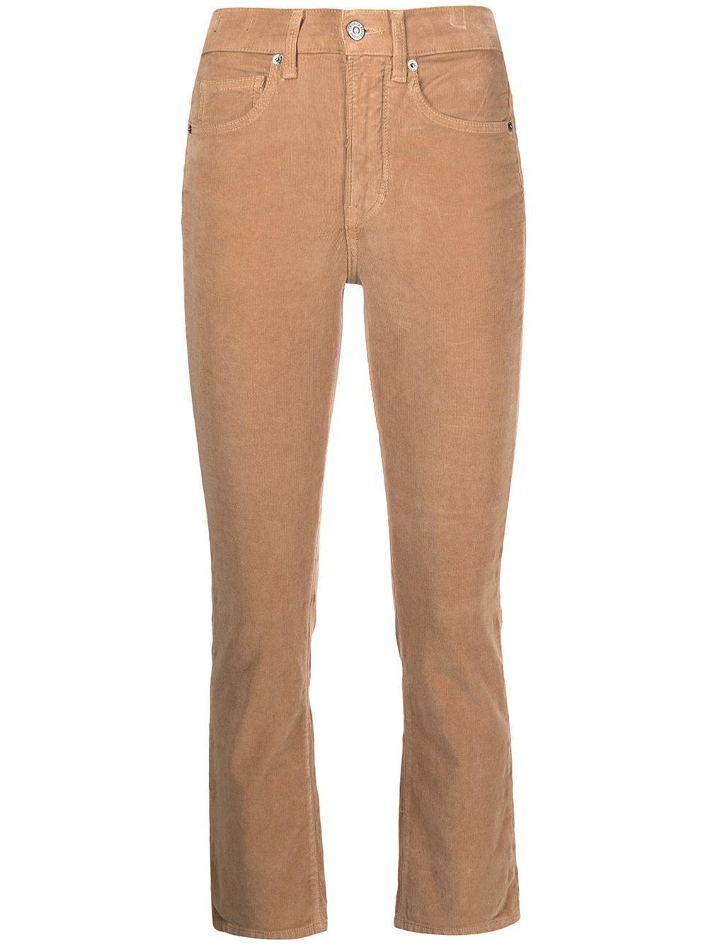 Carly Kick Flare Corduroy Pant Item # J21083580276CE