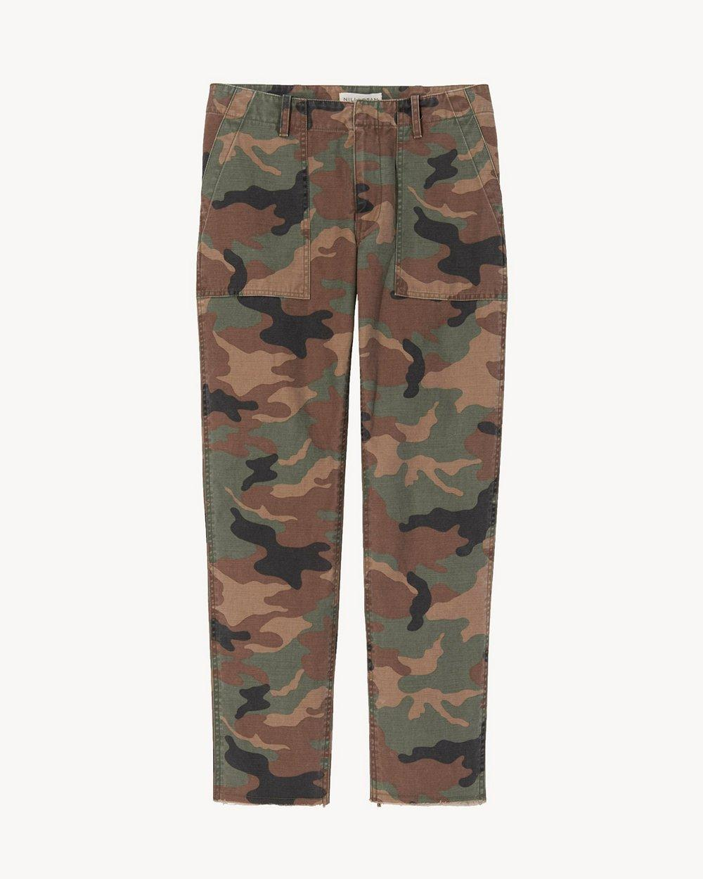 Jenna Camo Pants Item # 00285-W837