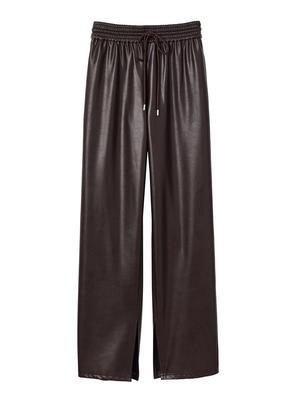 Leo Faux Leather Pant