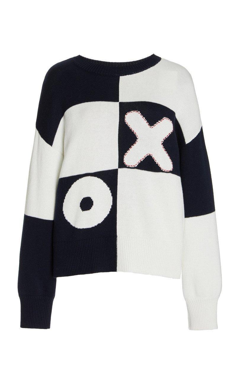 Tic Tac Toe Sweater Item # 01-2522