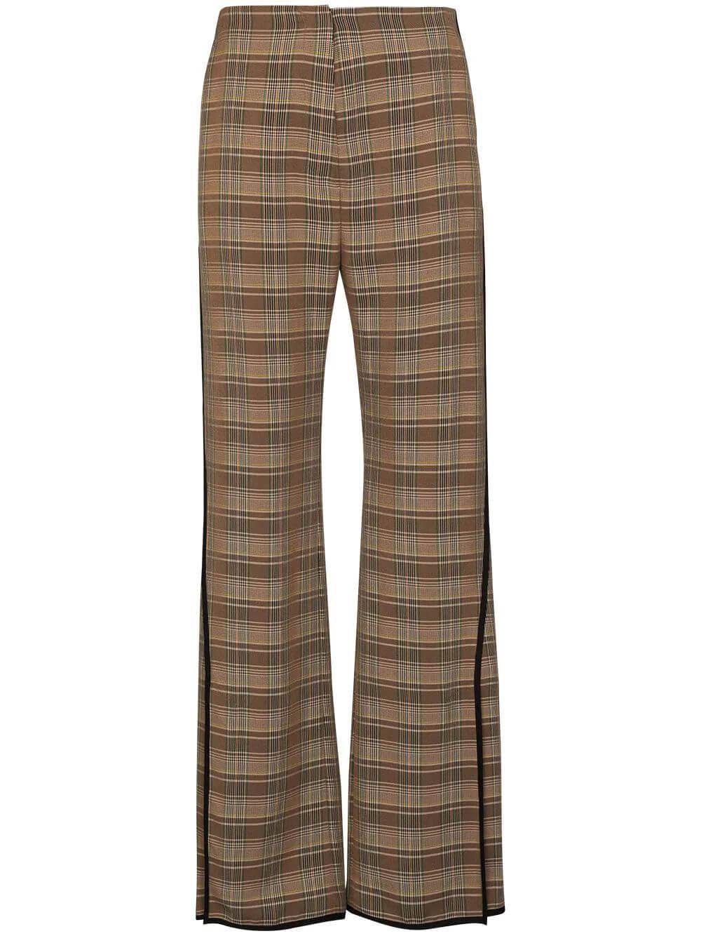 Tulip Tweed Pants Item # NW21FWPA01465