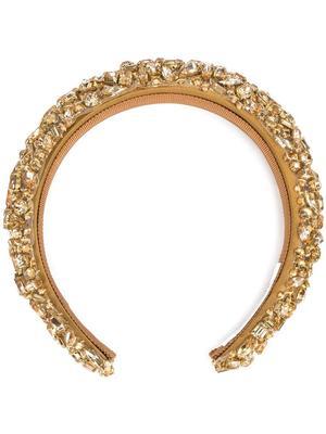Czarina Crystal Headband