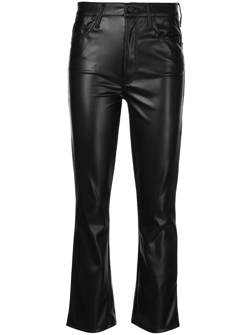 The Insider Ankle Faux Leather Item # 1327-1017