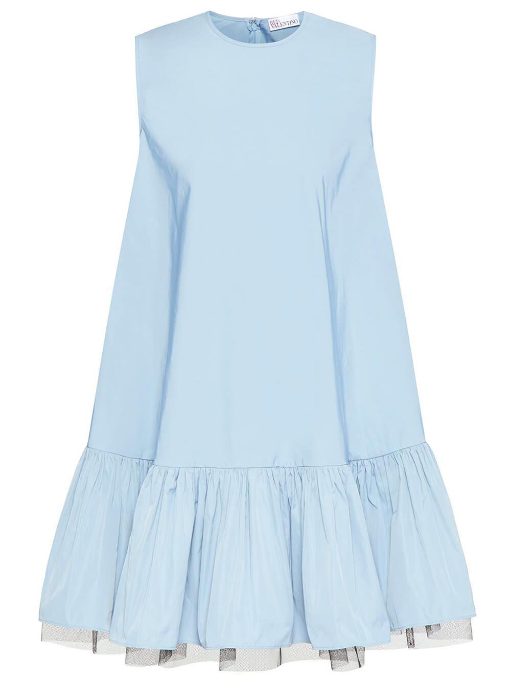 Peplum Mini Dress Item # WR0VACA94RM