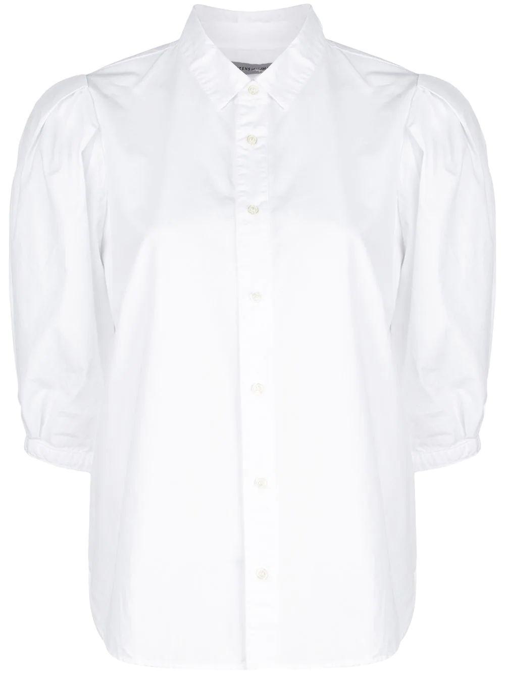 Ines Cotton Shirt Item # 9150-741-F21