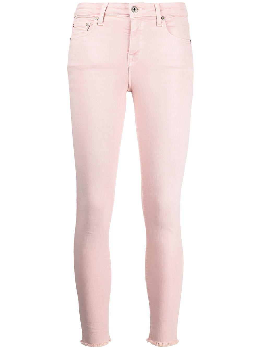 Costa Mid- Rise Skinny Jean Item # 521-4099-ST-DR