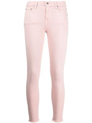 Costa Mid-Rise Skinny Jean