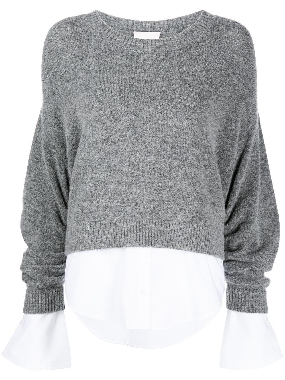 Carlota Layered Sweater Item # ZK6153177Z