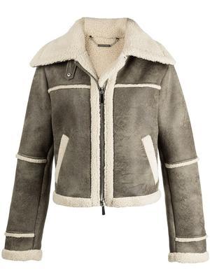 Akira Sherpa Jacket