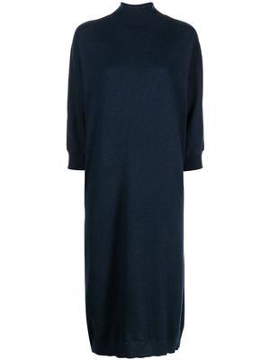 Anabella Cashmere Midi Dress