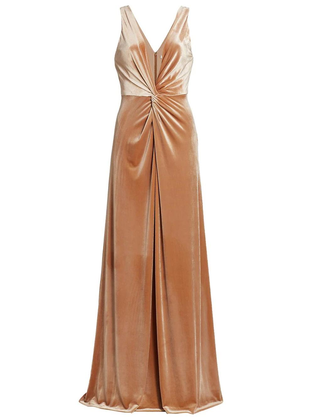 Kinsey Velvet Gown Item # 1015696