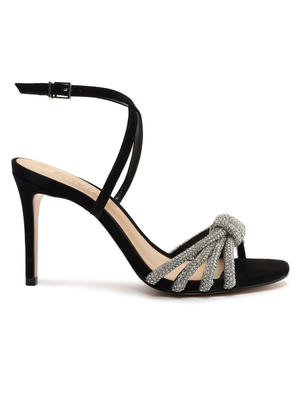 Knory Bedazzled Knot Heel