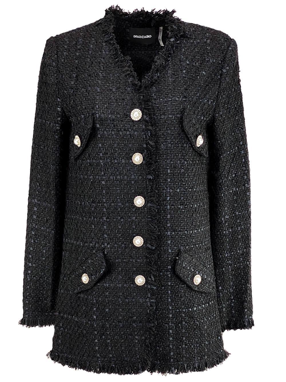 Tweed Jacket Item # 74994
