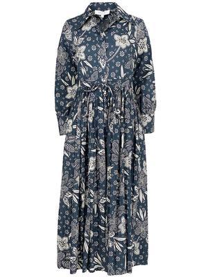Hattie Midi Shirt Dress