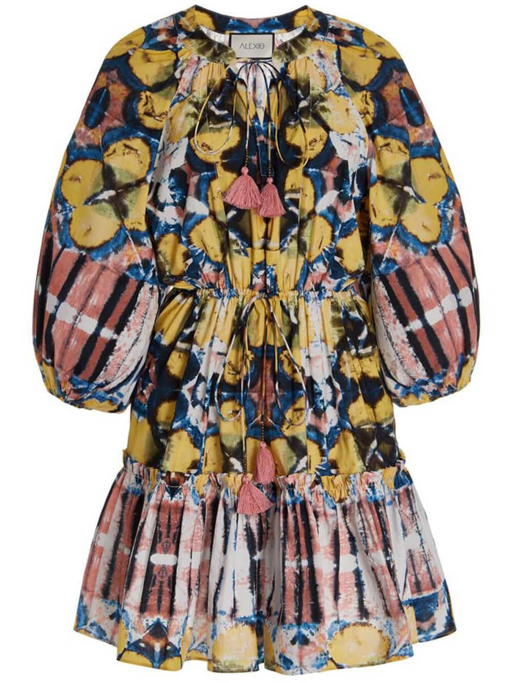 Kasi Mini Dress Item # A3210308-7382