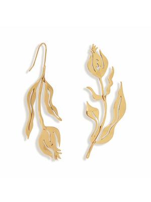 Christina Flower Earrings