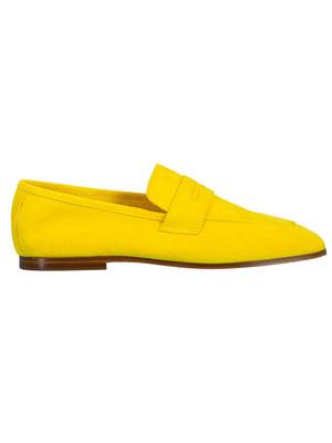 Essenziale Flat Suede Loafer