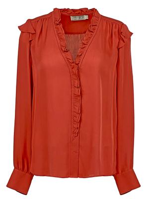 Go Frankly Femme Blouse