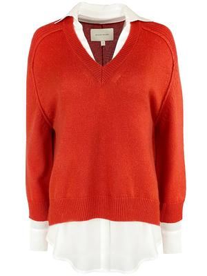 The Looker Layered Pullover