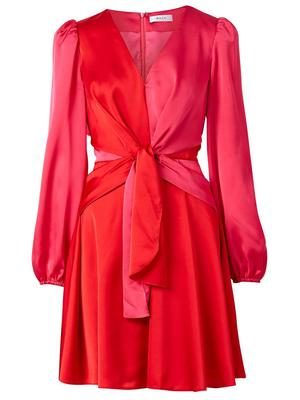 Stella Satin Dress