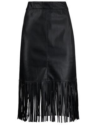 Rosali Fringe Skirt