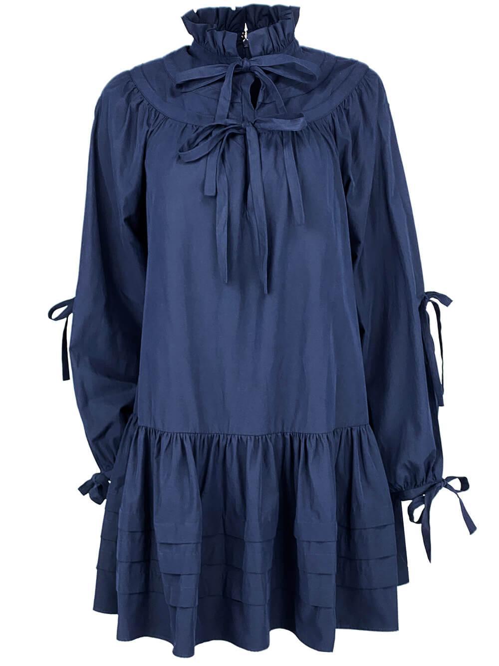 Oriana Blouson Sleeve Dress Item # 5815909