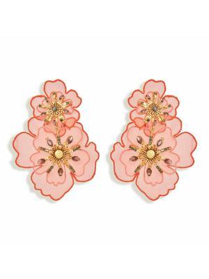 Zinnia Lux Earrings