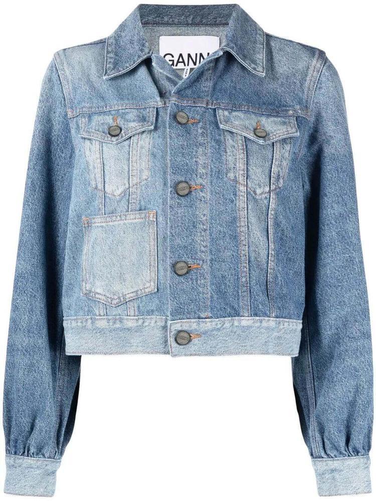 Cutline Core Denim Jacket Item # F6148