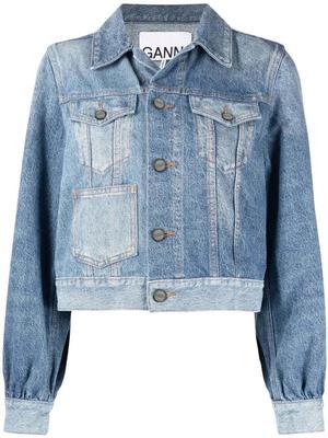 Cutline Core Denim Jacket