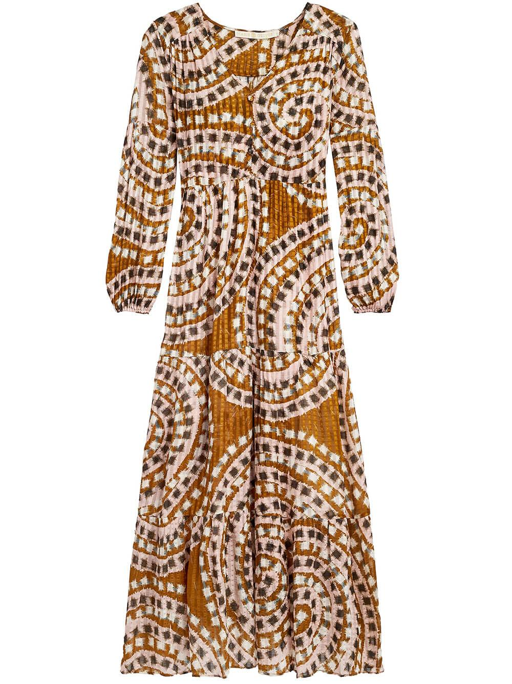 Luciana Maxi Dress Item # 2D3-130-244A