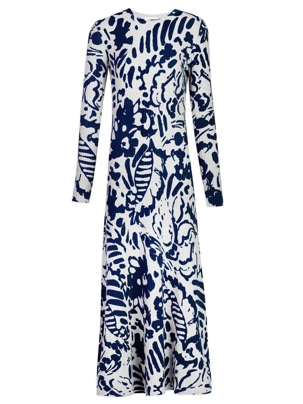 Odette Stretch Knit Dress Item # F21K653852