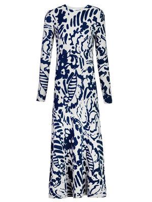 Odette Stretch Knit Dress