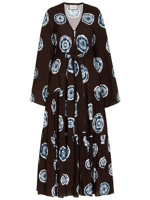 Shannon Belted Maxi Dress